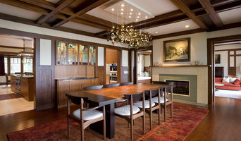 Lake Michigan Retreat - Dining Room