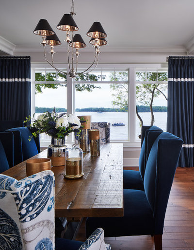 Traditional Dining Room by Vivid Interior Design - Danielle Loven