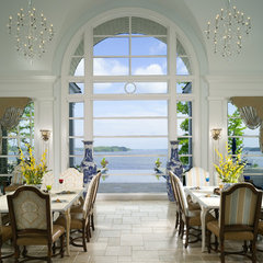 traditional dining room by Harrison Design Associates - Atlanta