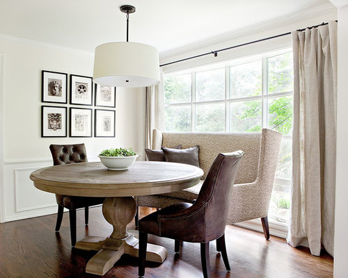 SaveEmail - Dining Settee Houzz