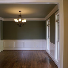 Traditional Dining Room by The Renner Companies
