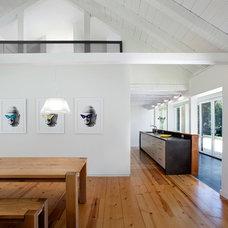 Contemporary Dining Room by Demetriades + Walker