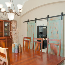 Traditional Dining Room by Adaptive Renovations, LLC