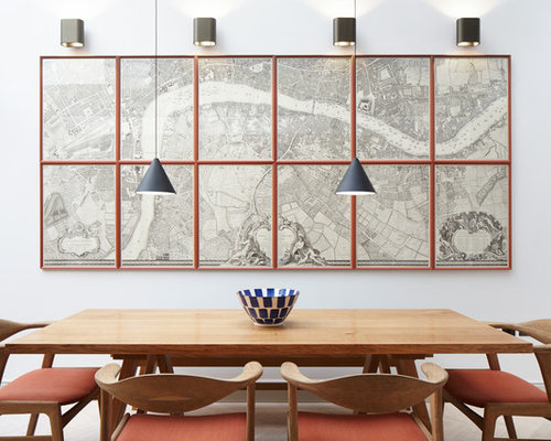 small dining room design ideas remodels photos - Small Dining Room Design Ideas