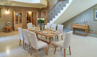 Lambourne & Buckingham Dining Set