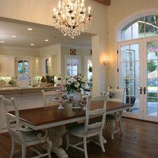 Dining Room by Landmark Builders