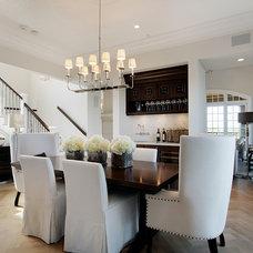 Traditional Dining Room by Laratta Homes Ltd
