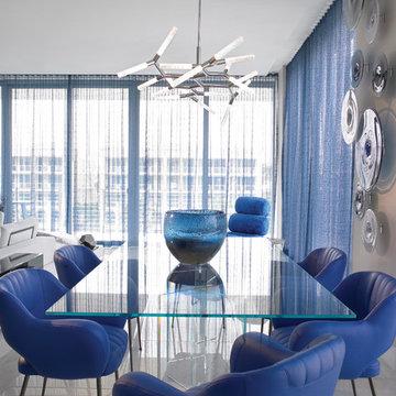 Las Olas Penthouse Blue