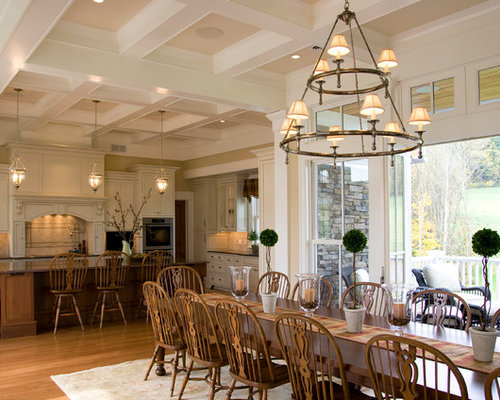 Kitchen Table Chandelier | Houzz