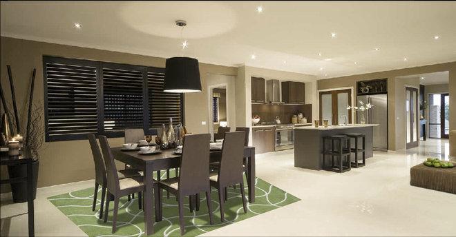 Modern Dining Room by Alliyah Rugs, Inc.