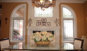 Leaded Glass in Residential applications