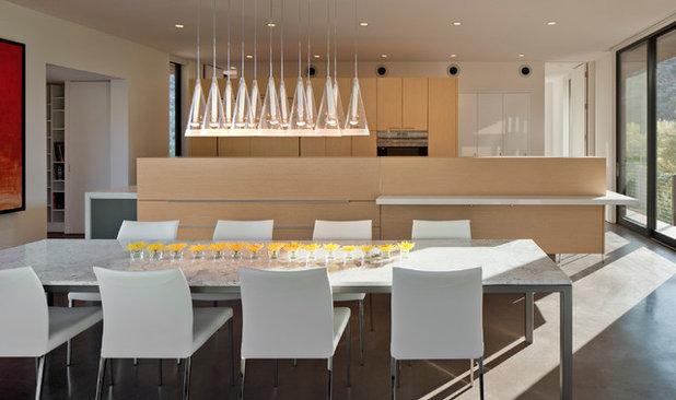 Reasons to Round Your Sharp Edge Countertops  Kitchen