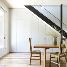 Contemporary Dining Room by Nott Architecture