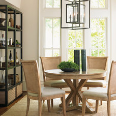 Contemporary Dining Room by BARBARA SCHAVER DESIGNS