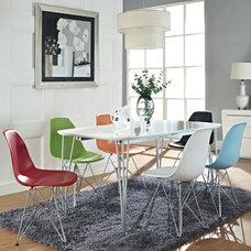 Modern Dining Room by LexMod