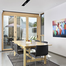 Modern Dining Room by thirdstone inc. [^]
