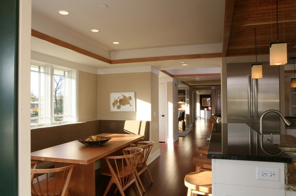 Dining Room by Sarah Susanka, FAIA
