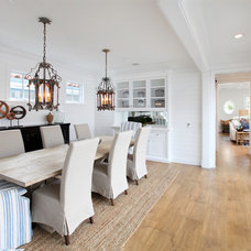 Traditional Dining Room by Graystone Custom Builders, Inc.