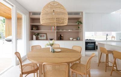 A Coastal Art Deco Home Gets a Sensitive Family-Friendly Makeover