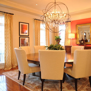Lighting a Kitchen and Dining room