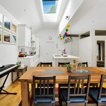 Lime Grove TW1 - kitchen extension