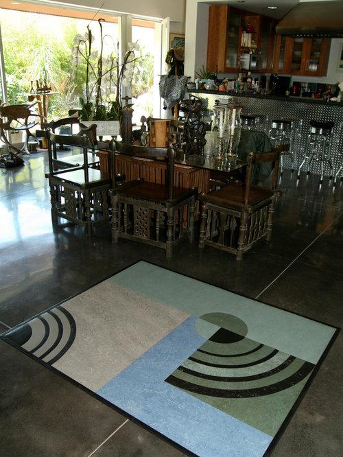 Linoleum Area Rug Home Design Ideas Pictures Remodel And