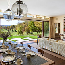 Traditional Dining Room by Atema Architecture PLLC