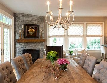 Livable Luxury - Eat in Kitchen
