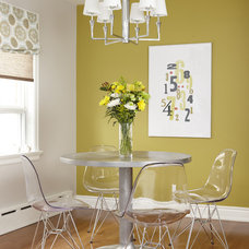 Modern Dining Room by Jo Alcorn