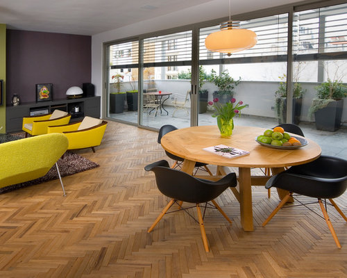 Golden Oak Floor Home Design Ideas, Pictures, Remodel and ...