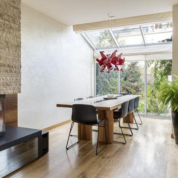 Living room in Brussels