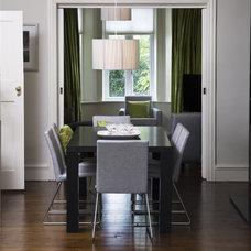 Modern Dining Room by Optimise Design