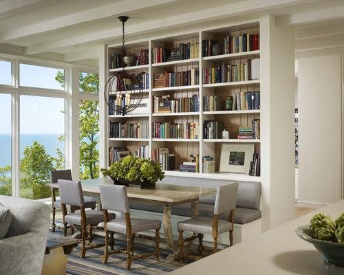 Bookcase With Bench Seat - Bookcase With Bench Seat Houzz