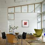 Carl Place Addition Modern Hall Portland By