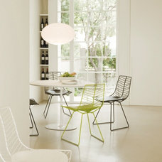 Modern Dining Room by SUITE New York