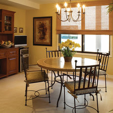 Modern Dining Room by Tesserae Interior Design