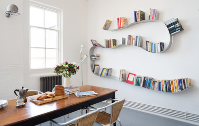 10 Reasons to Make Shelving a Feature in Any Room