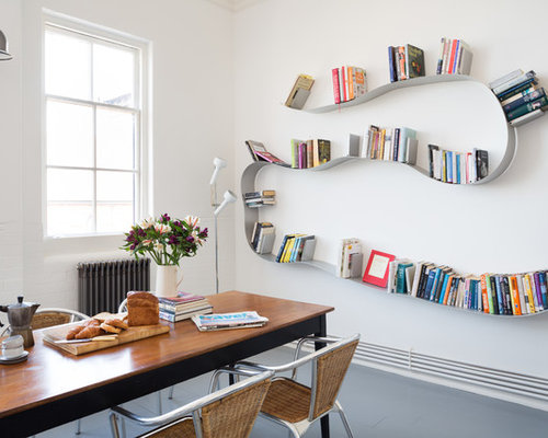 saveemail - Bookshelf Design Ideas