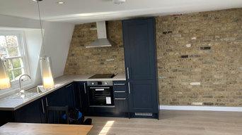 Loft conversion Huntingdon Street N1 1BS