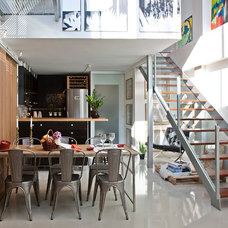 Eclectic Dining Room by Daniel Paya