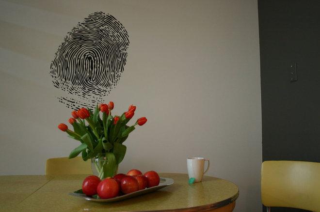 Contemporary Dining Room by Emily Elizabeth Interior Design