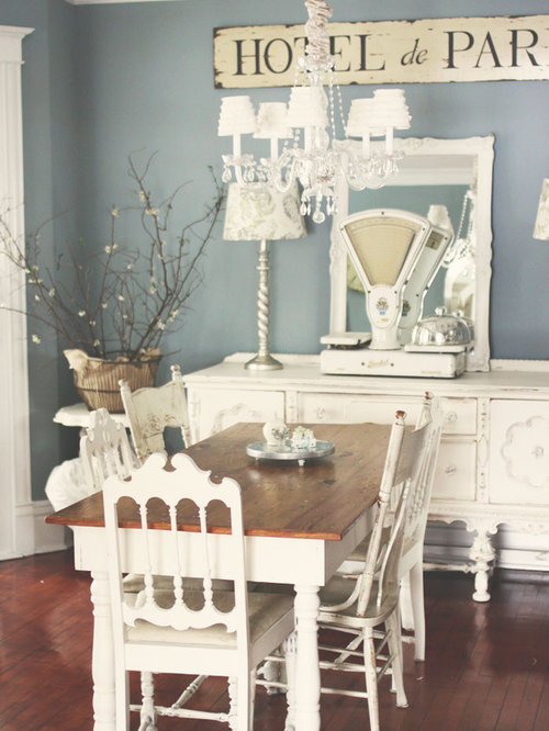 Shabby Chic Style Colorbond Woodland Grey Home Design