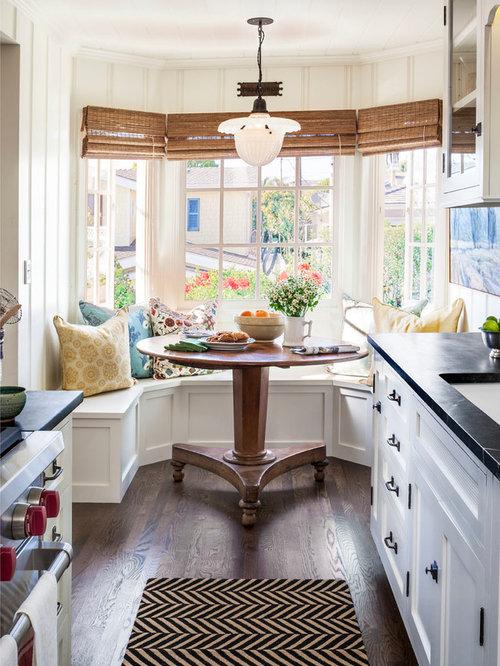 bay window breakfast nook - Kitchen Bay Window Ideas