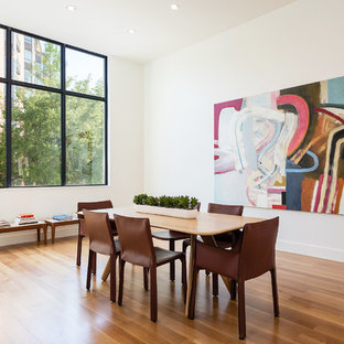 75 Beautiful Contemporary Dining Room Pictures & Ideas | Houzz