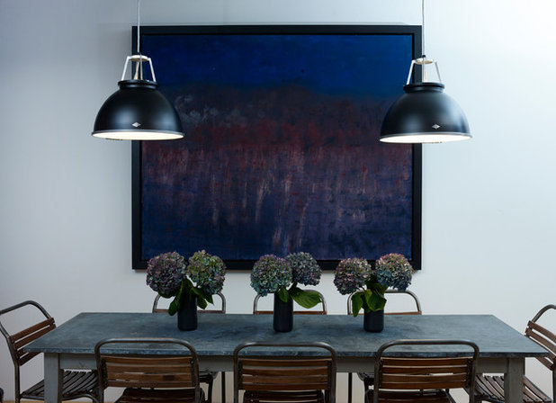 Modern Dining Room by Noda Designs