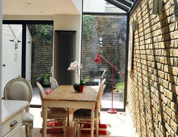 London Fulham Kitchen extension