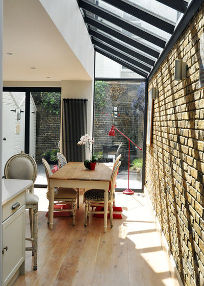 Inspiring Ideas For Illuminating A Side Return Extension