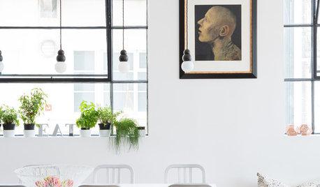10 idées pour végétaliser les rebords des fenêtres