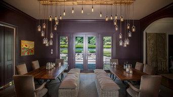 Long Island,  Dramatic Dining Room
