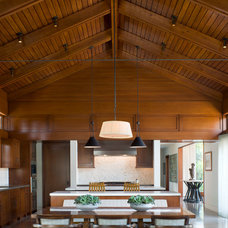 Contemporary Dining Room by Kirkpatrick Architects